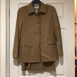 Talbots suit - Jacket & Skirt